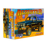 Deserter 1984 GMC Pickup Model Kit